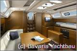 Der Salon der Bavaria Cruiser 46.