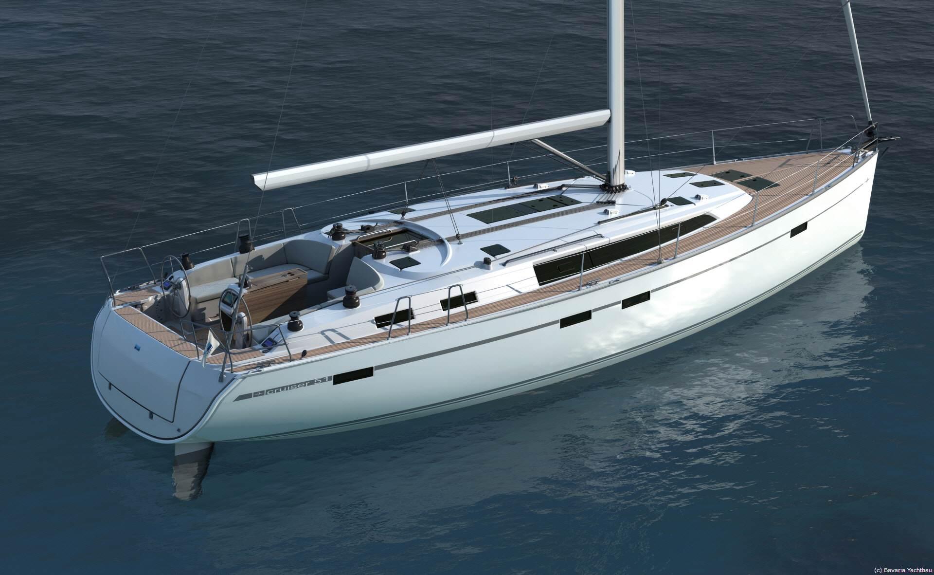 Luxus segelyacht holz  Yachtfernsehen.com Alles über Bavaria Yachtbau / Bavaria Yachts ...