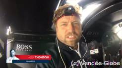Alex Thomson, Hugo Boss.