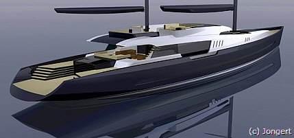 Luxus segelyachten  Yachtfernsehen.com Luxusyachten: Jongert auf der boot 2010 ...