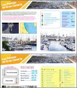 "Gratis-Hafenführer/Marina Guide ""Canary Islands - Harbours and marinas - Häfen und Anlegpeplätze""  - deutsch / english"